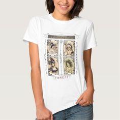 Victorian Era - Fashion - 005. Unique art. Men's and Women's Clothing. 162 Styles! Colors! All Sizes! . #Clothing #T-shirt #TeeShirt #Shirt #Vintage #Steampunk #Gosstudio . ★ We recommend Gift Shop: http://www.zazzle.com/vintagestylestudio ★