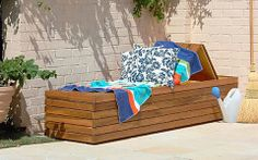 How to make a day bed with storage - Better Homes and Gardens - Yahoo!7