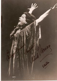 Varnay Elektra. Ibolyka Astrid Maria Varnay (25 April 1918 – 4 September 2006) was a Swedish-born American dramatic soprano of Hungarian descent.