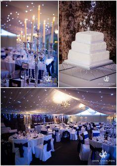 Winter Wedding at Hogarths Hotel {Emma and Jason} Photograph Winter Wedding Decorations, Wedding Themes, Wedding Colors, Wedding Venues, Winter Weddings, Blue Wedding, Wedding Bells, Dream Wedding, Wedding Day