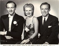 Bachelor Mother(1939)David Niven, Ginger Rodgers and Frank Albertson