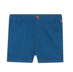 83bb8d3619d7 Ted Baker Baby Boys Shorts Blue Designer 3-6 Months