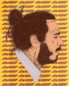 'malone Poster by May R Brehm Post Malone Lyrics, Post Malone Quotes, Hip Hop Tattoo, Post Malone Wallpaper, Marvel Paintings, Love Post, Background Pictures, Cool Posters, Mellow Yellow