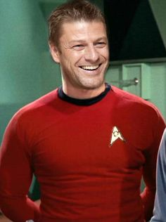 If Sean Bean played a role in Star Trek << Well, we all know how that would end.