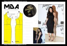 ModelistA: A4 NUM 0070 DRESS