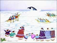 Barbara Lavallee Prints | Barbara Lavallee Prints Page 8– Alaskan Artist at Annie Kaill's