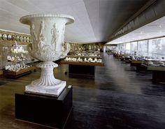 Interno del Museo di Doccia