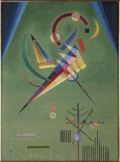 ideas painting abstract oil wassily kandinsky for 2019 Abstract Words, Abstract Oil, Abstract Landscape, Art Kandinsky, Wassily Kandinsky Paintings, Kunst Poster, Art Moderne, Russian Art, Famous Artists