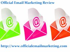Only email marketing lets you keep your marketing tools, and build stronger databases and email lists as you develop your corporate brand. learn more http://www.officialemailmarketing.com