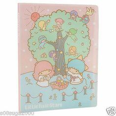 Little Twin Stars A4 Pocket Filesanrio From Japan | eBay