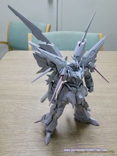 1/144 Dark Matter Sinanju- Custom Build - Gundam Kits Collection News and Reviews