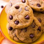 chewy-pumpkin-chocolate-chip-cookies