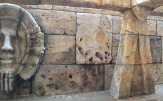 Living Pool, Artificial Rocks, Fake Rock, Papercrete, Concrete Design, Stone Art, Rock Art, Garden Furniture, Landscape Design