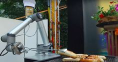 [On aime] Bratwurst bot, le robot qui gère vos barbecues - Fast and food @fastandfood