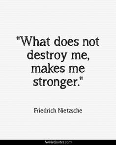 I want this as a tattoo! Friedrich Nietzsche Quotes | http://noblequotes.com/