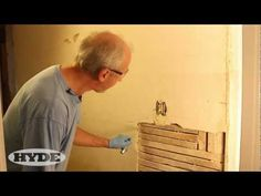 Remove and repair or render interior plaster on walls or ceilings, lathe and plaster - YouTube