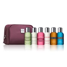 Molton Brown USA  Travel size toiletry kit for him or her