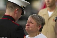 Mom of Murdered Marine Reveals What Obama Did To Her ➠ Video