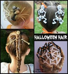 •❈• Halloween hair Inspiration Only