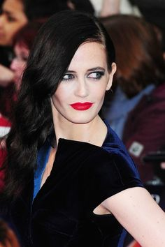 Eva Green - 'Dark Shadows' Premieres in the UK