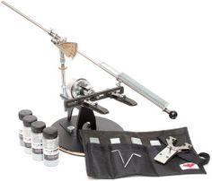 Profile TechStudio wranglers star kit $388. Knife sharpening kit