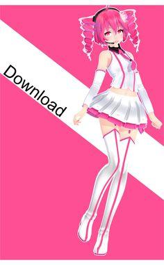 Tda Parade Dancer Teto Download by Ohbey.deviantart.com on @DeviantArt