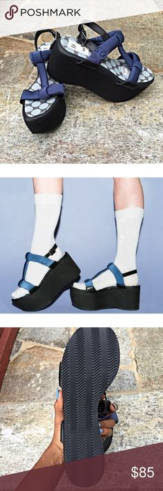 Adidas Opening X Ceremony Platform Taekwondo Plat. NWOT    READ MY SHOP POLICIES LISTINGThey Are Important Adidas Shoes Sandals