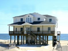 Sandbridge Beach - Oceanfront Vacation Home / Siebert Realty / Virginia Beach, VA  - Sea Castle - 3604 Sandfiddler Road