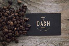 Dash Espresso   Business Card