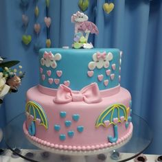 Fake Cupcakes, Fake Cake, Cupcake Cakes, Creative Cake Decorating, Cake Decorating With Fondant, Beautiful Cake Designs, Beautiful Cakes, Festa Mickey Baby, Bolo Fack