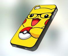 PCFA18 Pokemon Pikachu Cool Design For IPhone 4 or 4S Case / Cover | mobilefun - Accessories on ArtFire