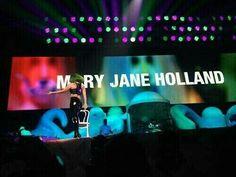 Mary Jane Holland