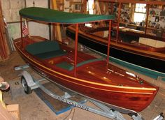 Custom Made 15' Electric Boat, Lightning Bug