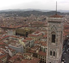 10 Must-See Sights in Florence: Campanile - Bell Tower
