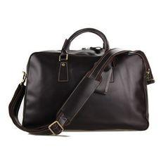 b04a13d25df15 Men s Genuine Leather Messenger Shoulder Bag