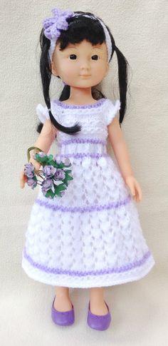 "13"" Les Cheries doll"