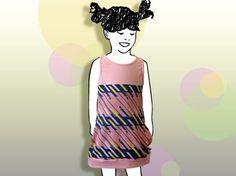 Kleid ANA...Jetzt bei Dawanda, Etsy & Ezebee erhältlich. Unisex, Snow White, Disney Princess, Disney Characters, Etsy, Shopping, Exotic Flowers, Little Princess, Curve Dresses