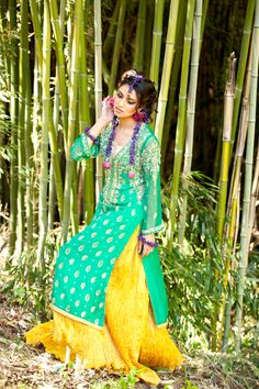 South Asian Bridal Concept Styled Shoot