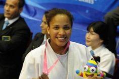 La judoca venezolana Elvismar Rodríguez ganó este fin de semana la medalla de bronce durante su participación en el Grand Slam de Judo Tyumen 2016, efectuado en Rusia, donde consiguió su cuarta presea en competencias internacionales en lo que va de año.</p>
