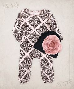 Hey, I found this really awesome Etsy listing at https://www.etsy.com/listing/253914777/newborn-girl-take-home-outfit-brocade