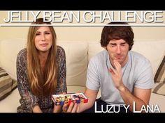 Jelly Beans Challenge - Luzu y Lana