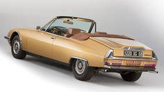 1975 Citroën SM Mylord by Chapron
