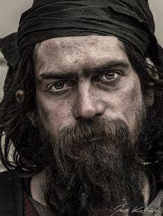 """FOTO de la SEMANA del 15 al 21 de agosto/2016  y FOTO DIARIA DESTACADA el 21-08-2016 - """"Retrato de un Indigente"""" de Jose Kalinski - Argentina"""