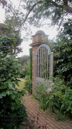 The Magical Christmas Wreath Company: East Ruston Old Vicarage, Norfolk