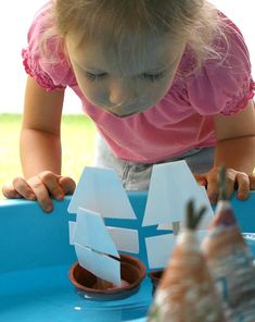 Mayflower Craft and Science Activity from Fantastic Fun and Learning