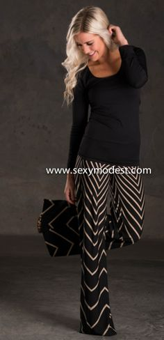 www.sexymodest.com Love these pants