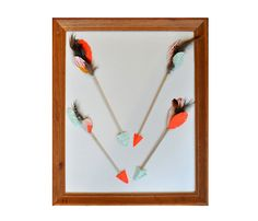 Framed Lover Arrows