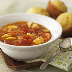Incredible Vegetable Soup