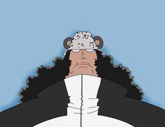 Bartholomew Kuma - Shichibukai - One Piece by Kampier