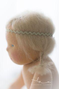 waldorf doll, Waldorfpuppe, Stoffpuppen, Puppenkind